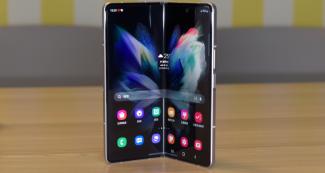 Samsung Galaxy Z Fold 3 получил уникальный экран с новейшей технологией