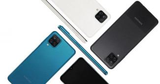Характеристики и цена Samsung Galaxy A12s