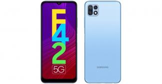 Представлен Samsung Galaxy F42 5G