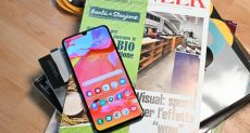 Samsung Galaxy A70S будет пионером с 64 Мп камерой