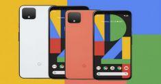 Google представила камерофоны Pixel 4 и Pixel 4 XL с Motion Sense