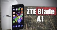 ZTE Blade A1 обзор: доступная роскошь в сегменте доступных устройств
