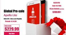 Vernee Apollo Lite на Helio X20 в магазине TomTop.com по цене $199,99