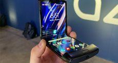 Motorola планирует обновить железо на своем складном смартфоне – razr 2019