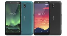 Представлен бюджетный Nokia C2 Android Go Edition