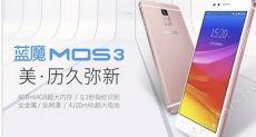 Ramos MOS3 с процессором Helio P10, памятью 4+64 ГБ и аккумулятором на 4100 мАч в корпусе 6,8 мм оценили в $366
