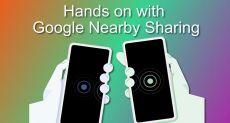Google готовит своего конкурента AirDrop от Apple