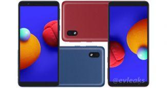Изображение Samsung Galaxy A01 Core: дешевая начинка — дешевый экстерьер