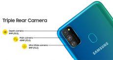 Представлен Samsung Galaxy M30s: выносливый смартфон с тройной камерой и 10-нм чипом