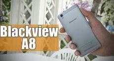 Blackview A8 обзор: яркий бюджетник или раздражитель?