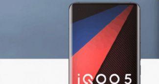 Показали дизайн iQOO 5