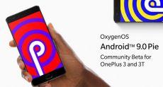 Для OnePlus 3 и OnePlus 3T доступна публичная бета-версия Android 9.0 Pie