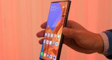 Названо время выхода Huawei Mate X