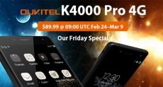 Не упустите шанс купить Oukitel K4000 Pro в магазине Gearbest по цене $89,99