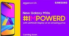 Характеристики и фото Samsung Galaxy M10s