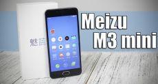 Meizu M3 (M3 mini): распаковка исконно китайского смартфона