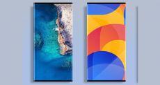 Изображения Xiaomi Mi MIX Alpha: еще больше экрана и тройная камера