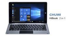 Chuwi HiBook-20160310: гибрид планшета и ноутбука с Windows 10 и USB Type-C