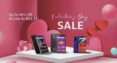Распродажа Blackview ко Дню всех влюбленных