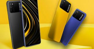 Низкие цены на Poco M3, OnePlus 8 и Redmi Note 9S