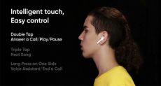 Представлены беспроводные наушники Realme Buds Air