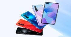 Анонс Huawei Nova 6 и Nova 6 5G: Kirin 990, двойная фронталка и Android 10