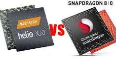 Helio X20 (MT6797) против Snapdragon 810 – сравнение нагрева топовых чипов двух конкурентов