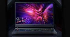 Xiaomi представила игровой ноутбук Mi Gaming Laptop 2019
