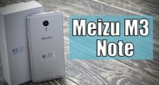 Meizu M3 Note: распаковка и розыгрыш смартфона от Andro-news