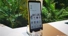 Hisense анонсировала первый в мире смартфон с дисплеем на цветной электронной бумаге