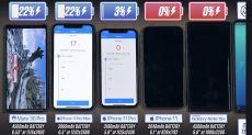 В тесте автономности iPhone 11 Pro Max обошел Samsung Galaxy Note 10+ и Huawei Mate 30 Pro