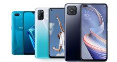 Анонс Oppo A12, Oppo A52 и Oppo A92s: от бюджетника до 5G-смартфона