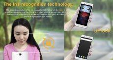 HomTom HT10 получит технологию распознавания радужной оболочки глаз 2-го поколения