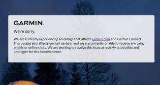Garmin стала жертвой хакеров