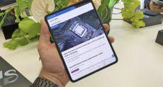 Samsung Galaxy Fold E: «бюджетный» складной смартфон