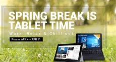 Неделя сниженных цен на планшеты в интернет-магазине Gearbest. Акция!
