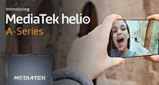 MediaTek представила новую серию чипов Helio A. Глобальный релиз Helio A22