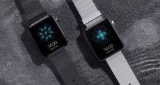 Рендер Xiaomi Mi Watch: дизайн от Apple Watch, начинка от Xiaomi