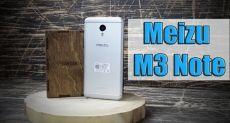 Meizu M3 Note обзор: к чему приводит конкуренция между лучшими брендами из Китая