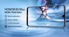 Honor не отказалась от идеи продолжать развивать линейки планшетофонов Max и Note