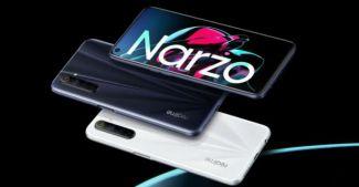 Детали о Realme Narzo 20: чип от MediaTek и емкая батарейка