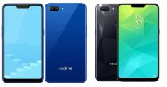 Realme C1 2019 получил еще две модификации