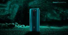 Утекли подробные характеристики Redmi Note 8 Pro