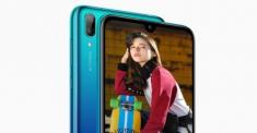 Представлен Huawei Y7 Pro (2019) с большим экраном и емкой батарейкой