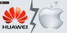Huawei обошла Apple на рынке смартфонов