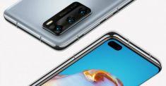 Анонс Huawei P40 и Huawei P40 Pro: камера для всего