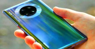 Готовится к выходу лайт-версия Huawei Mate 30 Pro. Характеристики