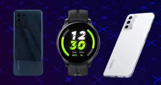 Подробности о новых смарт-часах Realme Watch T1