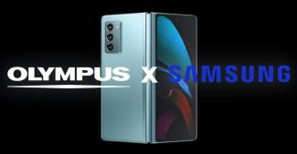 Камеру Samsung Galaxy S22 поможет создавать Olympus