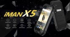 iMan X5 по скидке в распродаже в честь дня рождения AliExpress